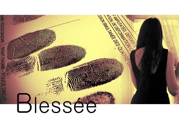 Blessée - Chap. 13