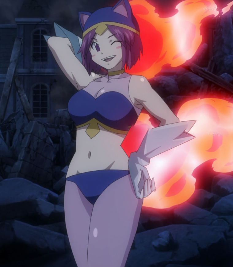 Fairy Tail - Ginger