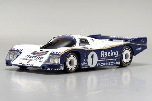 Pour les hostilés des 24h du mans une Porsche 962C