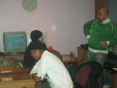 Studio funky maestro
