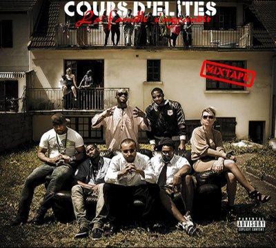 La mixtape cour d'elites pour 10euro