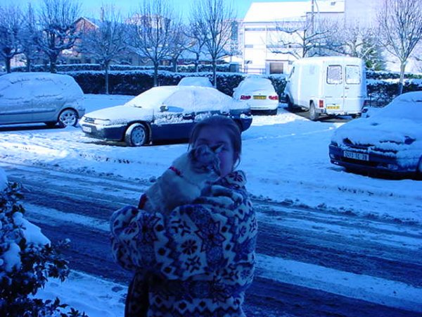 le premiere neige de topaze
