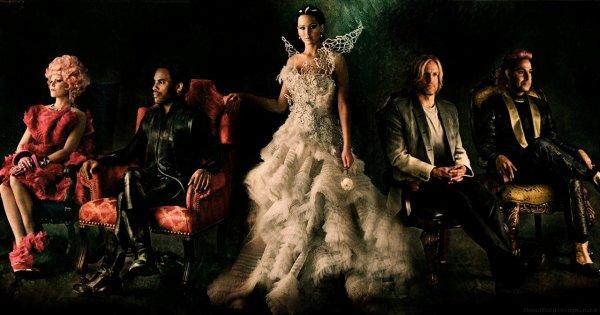 The Hunger Games (mon avis) : coup de coeur