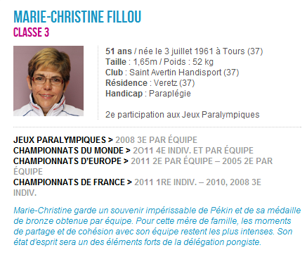 marie christine fillou
