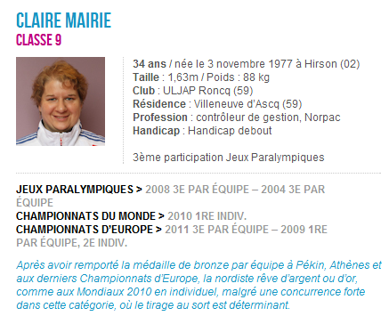 claire mairie