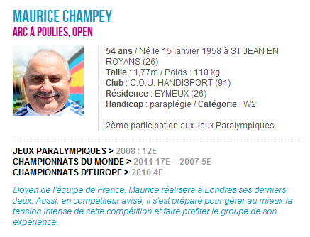 maurice champey