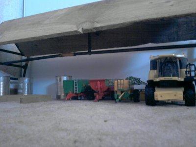 sous l hangar