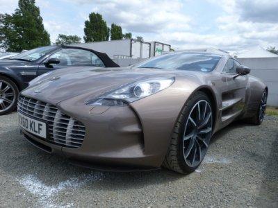 Aston Martin 0-77 aux 24 heures du Mans 2011