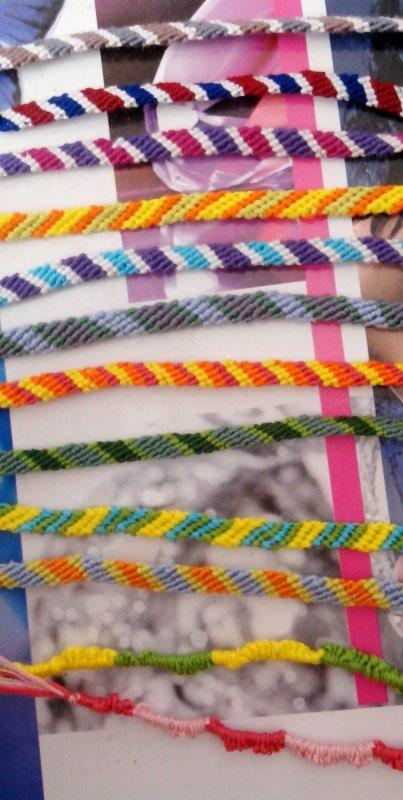 bracelets brésilien