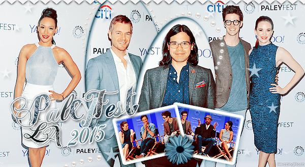 PaleyFest LA 2015  créa ~ déco