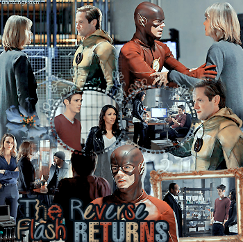 2.11 The Reverse Flash Returns créa ~ déco