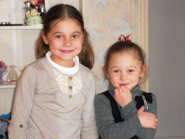 Mes deux nièces