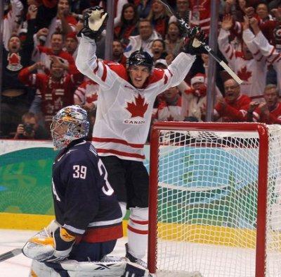 Sidney Crosby Goal