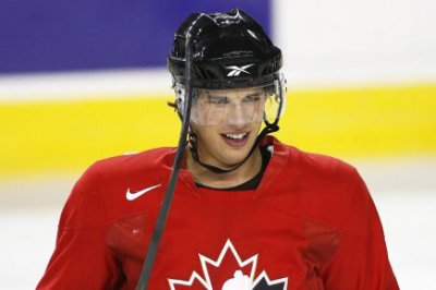 Sidney Crosby Canada Team.