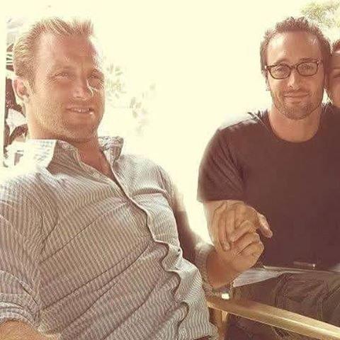 Scott & Alex