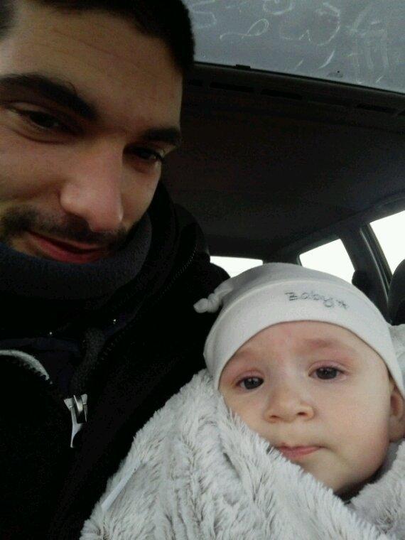 Moi et mon fils alexander