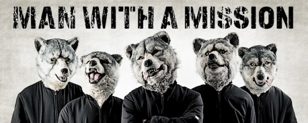 Man with a mission - JRock