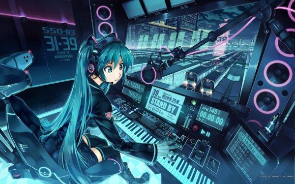 Hatsune Miku - Jpop - Vocaloid
