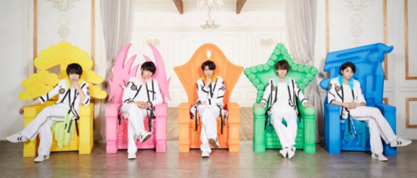 M!LK  new visual