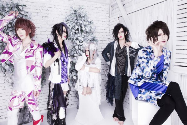 Groupes de Visual Kei
