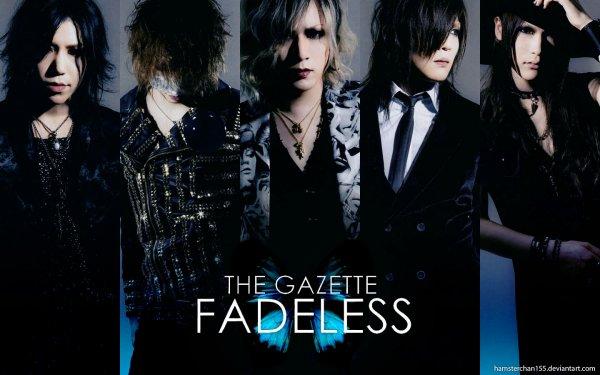 Alors là, Projet THE GAZETTE en cour de réflexion!! :) -Azuki