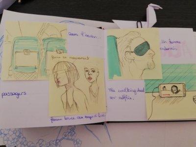 Carnet de voyage n°1