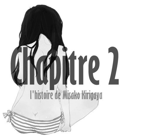 Chapitre 2 (suite): Entrée dans le vif sujet !