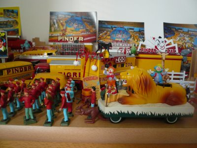 Mon diorama au départ sur sky blog ...