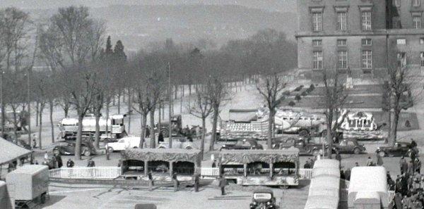 La parade arrive : Les convois qui dissimulent les chars ... 3 ème partie