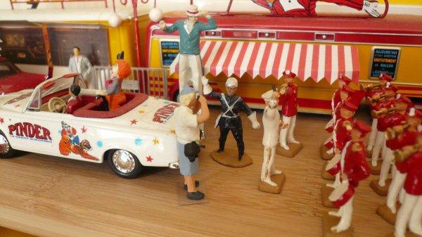 La fanfare du cirque ...
