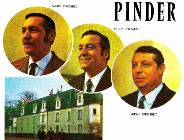 Charles Spiessert 1896-1971 Le Grand Patron du Cirque Pinder de 1928 à 1970