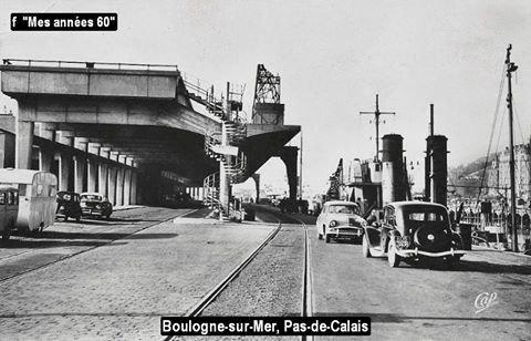 La Tournée 1957; villes traversée en Avril ...seconde partie