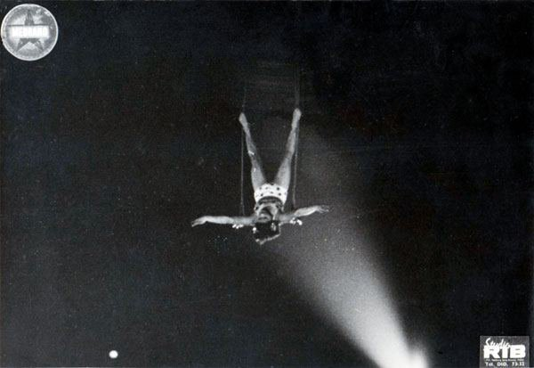 Souvenir d'une grande dame du cirque d'Arlette Gruss ..