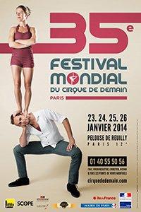 L'édition 2014 du Festival du Cirque de Demain ...