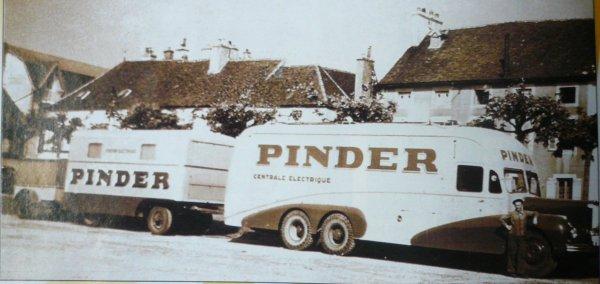 La Centrale électrique de chez PINDER ... son histoire !