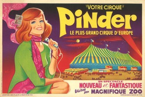1959: Du 2 au 5 Juin Pinder était  à Tournai en Belgique ...
