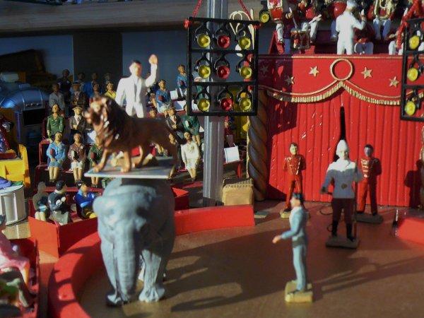 Les éléphants de  Gustave Laskowski (1950/1960) Bella rouska (1959/1960)