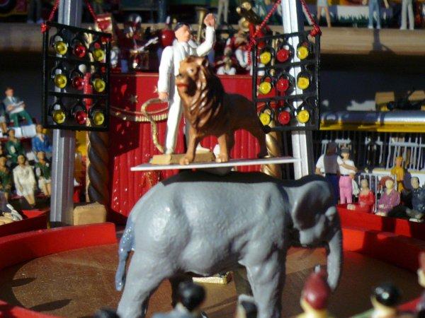 Les éléphants de  Gustave Laskowski,  troisième partie et dernière ...