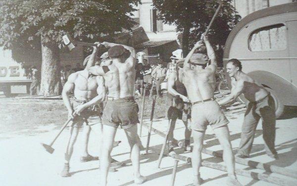 1959 : Pinder de retour en France et ce sera en Août et à Marseille ...