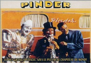 PINDER en Novembre 1959 en Normandie ...