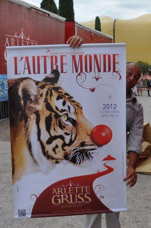 La petite histoire du cirque Arlette Gruss  2012 & 2013 ...