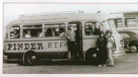 La petite histoire des bus, car, autocar chez Pinder ...
