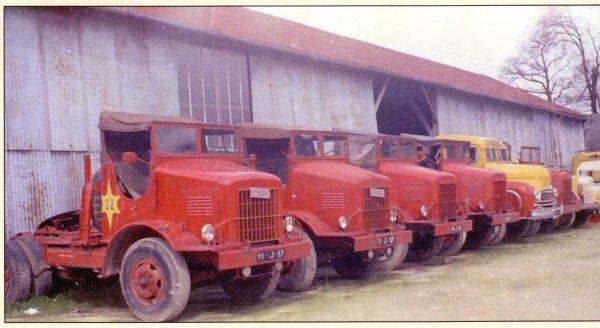 Le tracteur MARMON M 426