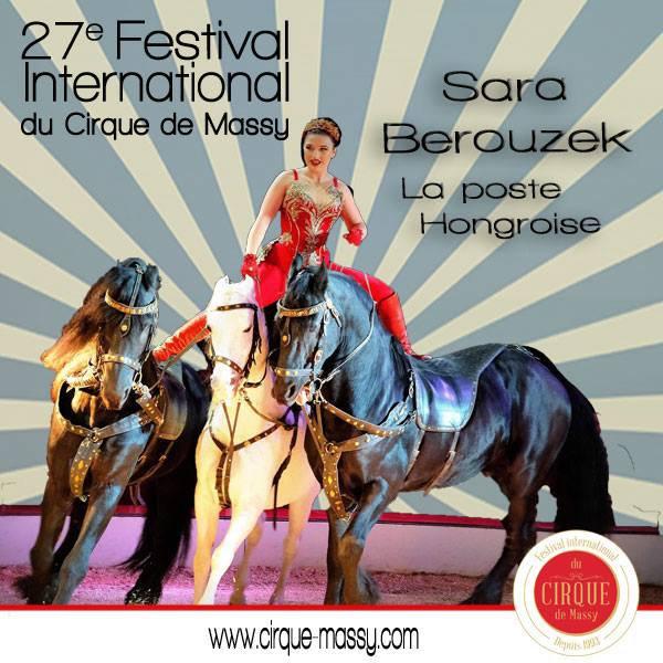 Le 27 ème Festival International du Cirque de Massy 2019