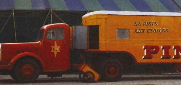 La marque BERNARD de camions et de tracteur ...