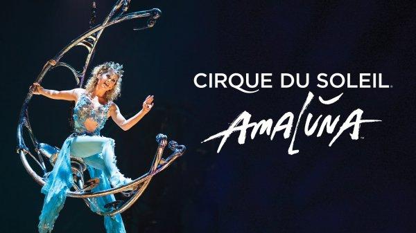AMALUNA dernière création du cirque du soleil à Paris