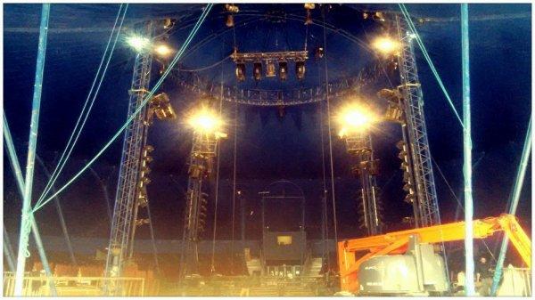 Pegase & Icare au Cirque Alexis Gruss seconde saison