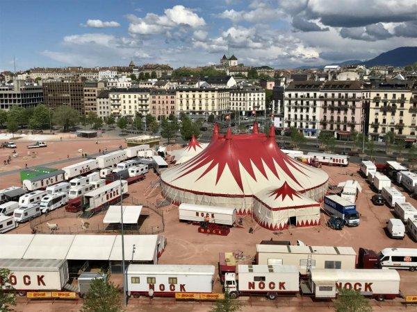 C'est fini pour le Cirque NOCK le plus ancien cirque de Suisse ...