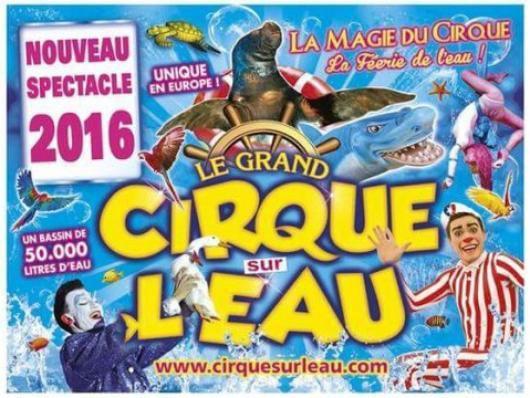 A y es les grands cirques français repartent en tournée pour la saison 2016