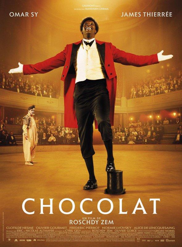 """""""Chocolat"""" le film sortie le 3 Février 2016"""